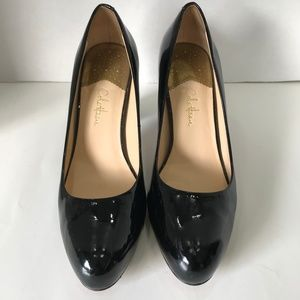 Cole Haan Nike Air Patent Leather High Heel Shoes